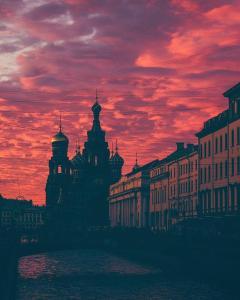 Апартаменты у Млады и Александра, Ferienwohnungen  Sankt Petersburg - big - 4