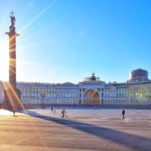 Апартаменты у Млады и Александра, Ferienwohnungen  Sankt Petersburg - big - 3