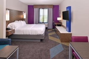 Holiday Inn Express and Suites Bryant - Benton Area, Отели  Брайант - big - 6