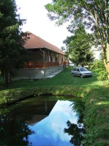 Öreg Bence Háza, Appartamenti  Füzérkomlós - big - 9