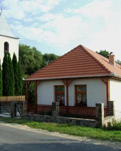 Öreg Bence Háza, Appartamenti  Füzérkomlós - big - 6