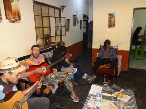 Auquis Ccapac Guest House, Hostelek  Cuzco - big - 39