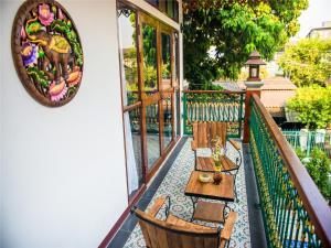 Hetai Boutique House, Отели  Чиангмай - big - 17