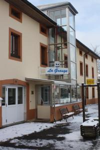 Centre Chrétien La Grange, Penzióny  Auberson - big - 66
