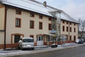 Centre Chrétien La Grange, Penzióny  Auberson - big - 64