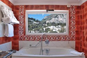 Hotel Quisisana, Отели  Капри - big - 78