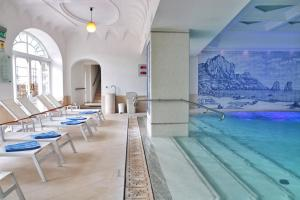 Hotel Quisisana, Отели  Капри - big - 77
