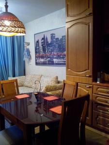 Квартира-студия, Апартаменты  Санкт-Петербург - big - 6