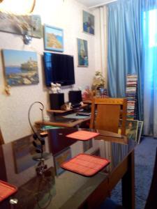 Квартира-студия, Apartmanok  Szentpétervár - big - 4