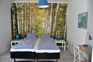 Kirjais Kursgård, Holiday homes  Nauvo - big - 35
