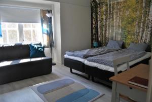 Kirjais Kursgård, Holiday homes  Nauvo - big - 36