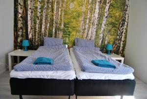 Kirjais Kursgård, Holiday homes  Nauvo - big - 37