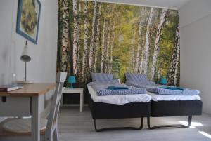 Kirjais Kursgård, Holiday homes  Nauvo - big - 38