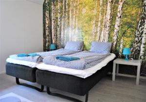 Kirjais Kursgård, Holiday homes  Nauvo - big - 40