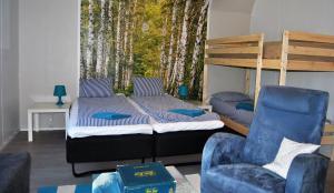 Kirjais Kursgård, Holiday homes  Nauvo - big - 42