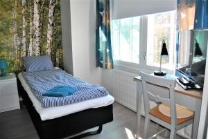 Kirjais Kursgård, Holiday homes  Nauvo - big - 45