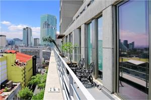 Puerta Alameda Suites, Apartmány  Mexico City - big - 58