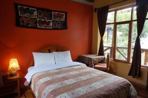 Hostel Andenes, Hostelek  Ollantaytambo - big - 9