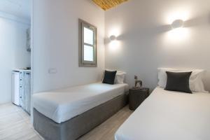 Thomais Studios, Apartmány  Naxos Chora - big - 14