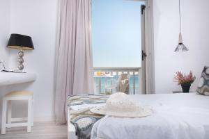 Thomais Studios, Apartmány  Naxos Chora - big - 10