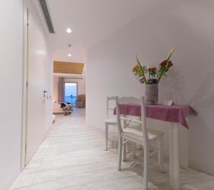Thomais Studios, Apartmány  Naxos Chora - big - 5