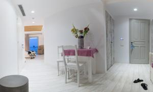 Thomais Studios, Apartmány  Naxos Chora - big - 6