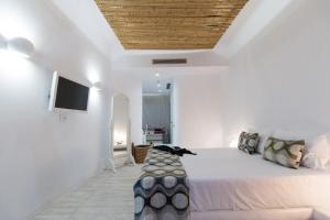 Thomais Studios, Apartmány  Naxos Chora - big - 7