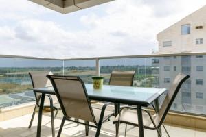 Kfar Saba Center Apartment, Апартаменты  Кфар-Сава - big - 46