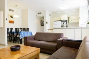 Kfar Saba Center Apartment, Апартаменты  Кфар-Сава - big - 48