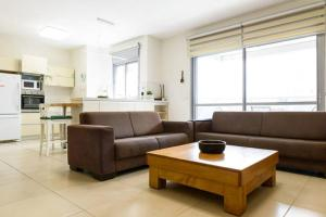 Kfar Saba Center Apartment, Апартаменты  Кфар-Сава - big - 49
