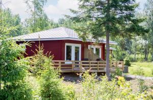Hamgården Nature Resort Tiveden, Country houses  Tived - big - 23