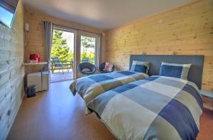 Hamgården Nature Resort Tiveden, Country houses  Tived - big - 25