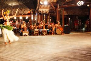 Sofitel Bora Bora Marara Beach Resort, Hotel  Bora Bora - big - 23