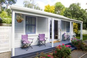 Lavender Cottage, Holiday homes  Greytown - big - 19