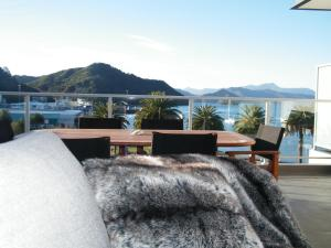 Luxury Seaview Waterfront Apartments, Apartmány  Picton - big - 19