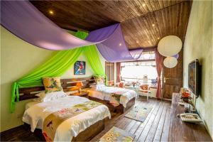 Shanshui taoyuan Inn, Penzióny  Lijiang - big - 35