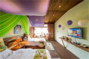 Shanshui taoyuan Inn, Penzióny  Lijiang - big - 36