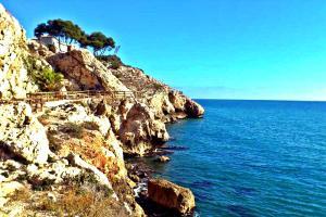 Malaga Beach Holidays, Хостелы  Ринкон-де-ла-Викториа - big - 33