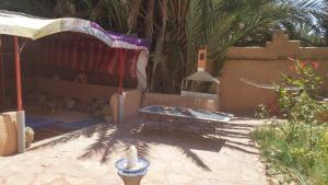 Camping Auberge Aain Nakhla, Ostelli  Guelmim - big - 16