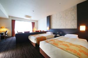Hotel Harvest Ito, Hotels  Ito - big - 8