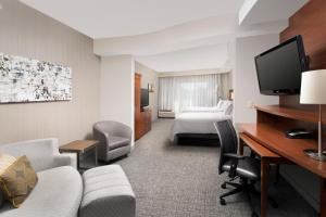 Courtyard by Marriott Tyler, Отели  Tyler - big - 18