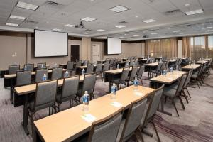Courtyard by Marriott Tyler, Отели  Tyler - big - 20