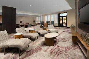 Courtyard by Marriott Tyler, Отели  Tyler - big - 7