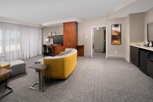 Courtyard by Marriott Tyler, Отели  Tyler - big - 17
