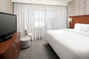 Courtyard by Marriott Tyler, Отели  Tyler - big - 16