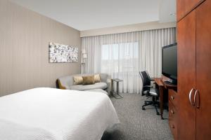 Courtyard by Marriott Tyler, Отели  Tyler - big - 6