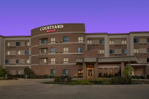 Courtyard by Marriott Tyler, Отели  Tyler - big - 15