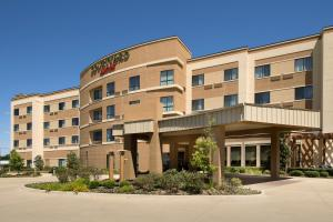 Courtyard by Marriott Tyler, Отели  Tyler - big - 19