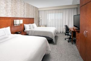 Courtyard by Marriott Tyler, Отели  Tyler - big - 3