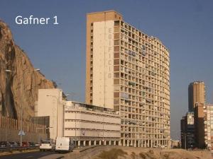 Gafner 1 (Playa Albufera), Apartments  Alicante - big - 1